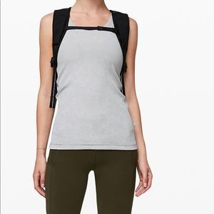 Lululemon Fast and Free Crop! New! Never worn.